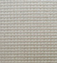 Bellbridge Gilt Cameo 5218/13 color swatch. Gilt is comprised of viscose and wool in a cut/loop construction creating a small grid pattern. This colorway has a beige hue.